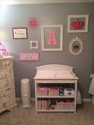 baby girls nursery pink and gray diy wall decor my on diy wall art for baby girl nursery with baby girls nursery pink and gray diy wall decor my baby room wall