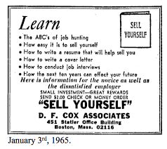 erwin vogels how to write your job getting resume and cover letter published in 1971 is still available a cover letter is an advertisement