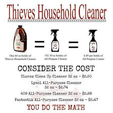 want some thieves cleaner thieves cleaner cost