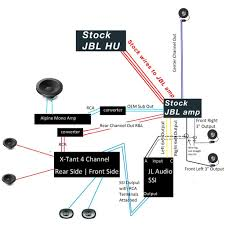 how to replace the jbl system while keeping oem headunit toyota report this image