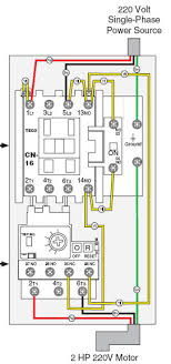 magnetic contactor wiring diagram facbooik com Single Phase Contactor Wiring Diagram wiring magnetic contactor diagram efcaviation single phase 2 pole contactor wiring diagram