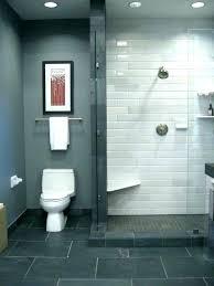 standing shower bathroom ideas masculine sliding door and tile stand up