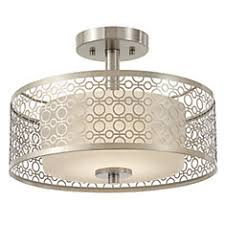 Small Picture Shop Semi Flush Mount Lighting at HomeDepotca The Home Depot Canada