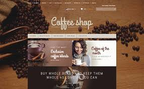 Funky Coffee Shop Template Mold - Example Resume And Template Ideas ...