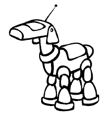 Small Picture Robots and transformers coloring pages for kids Just print for free