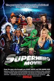 Superhero Movie 2008 Imdb