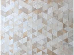 hide patchwork rug area ideas