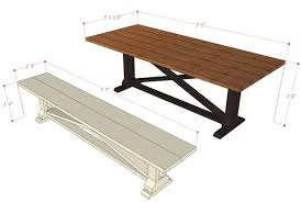 20 Garden And Outdoor Bench Plans You Will Love To Build U2013 Home Plans For Building A Bench
