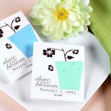 personalized designer seed card favors Seed Cards Wedding Favors personalized plantable seed card favors plantable seed cards wedding favors