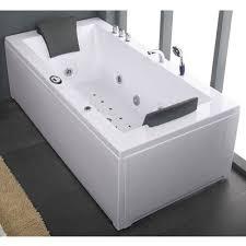 white abs jacuzzi bathtub 750w