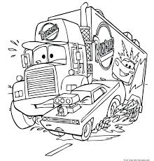Cars Disney Coloring Pages Zupa Miljevcicom