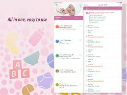 Baby Tracker Newborn Log On The App Store