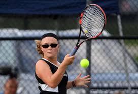 District 3 Girls Tennis Highlights: Carlisle's Sarah Guistwite, East  Pennsboro's Ava Lewis claim silver medals | Tennis | cumberlink.com