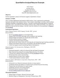 Cover Letter For Computer System Analyst Job And Resume Template