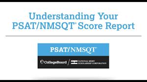 Understanding Psat Nmsqt And Psat 10 Scores Sat Suite Of