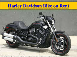 harley davidson bike on rent in goa for a single day
