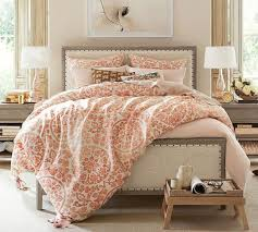 medallion duvet cover pattern