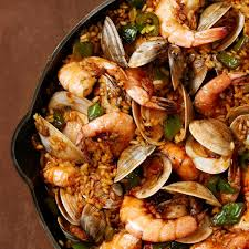 Seafood Paella - Rachael Ray In Season