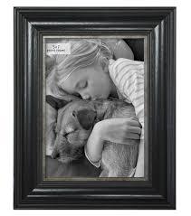 tabletop frame 5x7 elegance black pewter