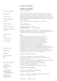 Sample Academic Librarian Cover Letter Gallery Of Library Resume ...