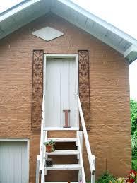 Wrought Iron New Orleans Door Exterior Shutters - Exterior doors new orleans