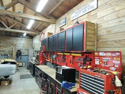 garage wall paintPainting Interior Brick Garage Walls Osb  venidamius