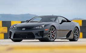2012-Lexus-LFA-front-three-quarters-view - Motor Trend