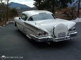 1958 Chevrolet Impala id 7083