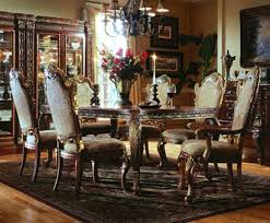 antique wooden dining room chairs antique dining tables for formal dining room ideas with black chandelier