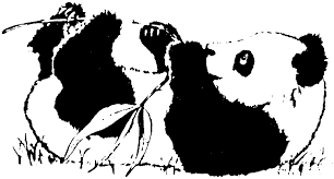 Small Picture Download Coloring Pages Panda Bear Coloring Pages Panda Bear