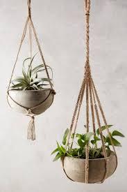 ... Terrarium Design, Indoor Hanging Plant Holders Hanging Plants Indoors  Ideas Wood Planters Ceramic Hanging Planters ...