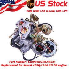 suzuki samurai carburetor carb carburetor 13200 82780 fits for suzuki sj410 lj81 samurai 465q f10a