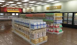 dgs retail store interior design services