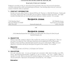 Sample College Freshman Resume Formidable Resume Tips For College Freshmen Also Example Freshman 58