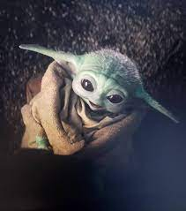 Baby Yoda Cute Wallpaper - NawPic