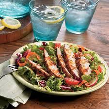 grilled chicken salad. Fine Salad Grilled Chicken Salad Supreme On L