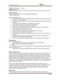 Inspirational Retail Sales Associate Job Description For Resume