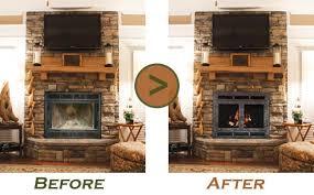 custom fireplace doors friendly