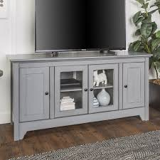 grey media console. Simple Grey 52 On Grey Media Console U
