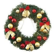 30cm wreath door decoration artificial foam berry wreath with natural pine cone pendant wall decor diy 18oct best decor best