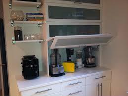 glass garage doors kitchen. Full Size Of Kitchen:kitchen Appliance Storage And 6 Glass Garage Doors Design For Kitchen