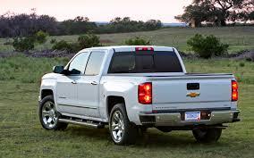 2014 Chevrolet Silverado and GMC Sierra Rated 5 Stars by NHTSA