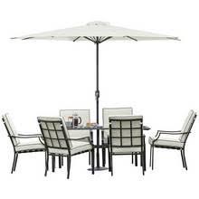 malibu 8 seater patio furniture set. collection barcelona 6 seater patio furniture set malibu 8