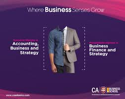 executive diploma in accounting business and strategy
