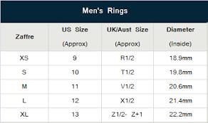 Guys Ring Size Chart Ring Sizing Chart Australia Www Bedowntowndaytona Com