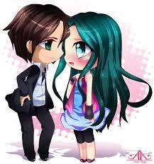 anime love chibi. Perfect Chibi Chibi Love By AnzuAngel  With Anime Love E