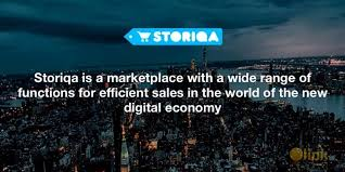 Storiqa Global Market place for E- commerce