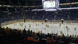 Blue Jackets Arena Seating Chart Bridgestone Arena Seating Chart Views And Reviews