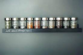 hanging spice rack hanging spice rack outstanding wall mounted spice rack  in room with wall mounted