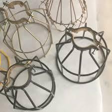 Lampenkap Draad Frame Buy Lampenkap Draad Framevintage Kooi Lichtverlichting Metalen Lamp Guard Product On Alibabacom